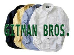 ギットマン・ブラザースオックスフォードBDシャツ