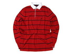 ノーティカ ラガーシャツ ヨット ゆったり目 送料無料 代引き手数料無料 10P03Sep16