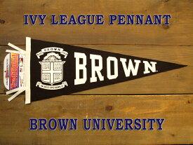 アイビーリーグ ペナントBrown Universityブラウン大学