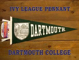 アイビーリーグ ペナントDartmouth Universityダートマス大学