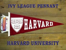 アイビーリーグ ペナントHarvard Universityハーバード大学