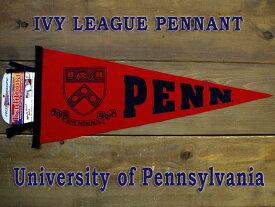 アイビーリーグ ペナントUniversity of Pennsylvaniaペンシルベニア大学