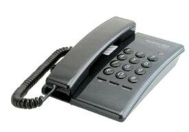 ベーシックテレフォン ノーザンブルー NB-2000 ブラック 黒 全国送料無料0円 出荷台数50万台の電話機|電話機 本体 シンプル おしゃれ 固定電話 電話 固定電話機 オフィス用品 家庭用 ホテル 旅館 オフィス でんわ 黒