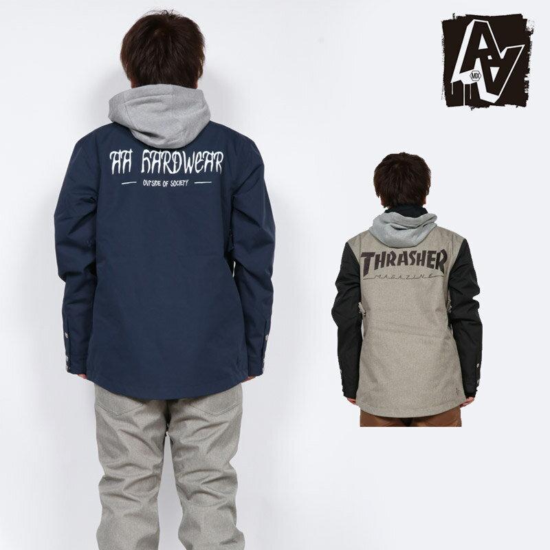 45%OFF AA HARDWEAR ダブルエー ウェア メンズ ジャケット BARLY JACKET スノーボードウェア スノボ セール SALE