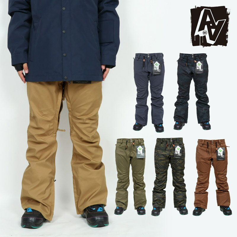 45%OFF AA HARDWEAR ダブルエー ウェア メンズ パンツ SMOKER PANTS スノーボードウェア スノボ セール SALE