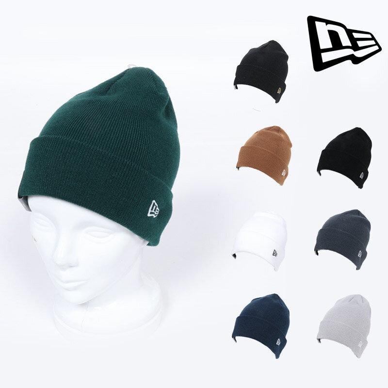 NEW ERA ニューエラ ニット帽 BASIC CUFF KNIT 帽子 ビーニー 11120 メンズ レディース セール SALE