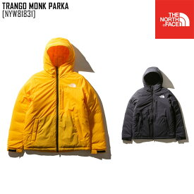 ノースフェイス ダウン レディース ジャケット アウター TRANGO MONK PARKA アウトドアブランド NYW81831