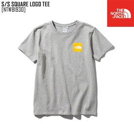 SALE セール ノースフェイス スクエアロゴ レディース Tシャツ S/S SQUARE LOGO TEE 半袖 アウトドアブランド NTW81930