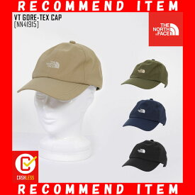 SALE セール ノースフェイス キャップ VT GORE-TEX CAP 帽子 ゴアテックス アウトドアブランド NN41915 メンズ レディース