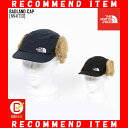 ノースフェイス 帽子 耳あて付 メンズ レディース BADLAND CAP キャップ アウトドアブランド NN41710