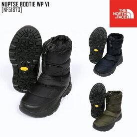 ノースフェイス スノーブーツ NUPTSE BOOTIE WP VI ヌプシブーティー NF51873 メンズ レディース