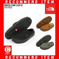 THENORTHFACEノースフェイスウィンターキャンプクロッグIIWINTERCAMPCLOGIIブーツ靴NF51893メンズレディース