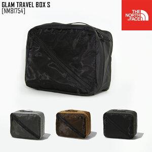 ノースフェイス NM81754 ポーチ ケース アウトドアブランド GLAM TRAVEL BOX S