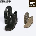 SORELソレルハーロウチェルシーHARLOWCHELSEA靴スノーブーツNL3334レディース