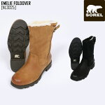SORELソレルエミリーフォルドオーバーEMELIEFOLDOVER靴スノーブーツNL3025レディース
