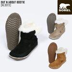 SORELソレルアウトアンドアバウトブーティーOUT'NABOUTBOOTIEブーツ靴NL3073レディース