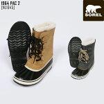 靴ソレルSOREL1964パック21964PAC2ブーツレディース