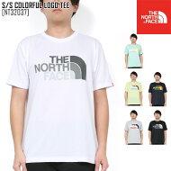 TシャツノースフェイスTHENORTHFACES/SCOLORFULLOGOTEE