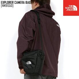 ノースフェイス NM91550 カメラバッグ ショルダー メンズ レディース アウトドアブランド EXPLORER CAMERA BAG
