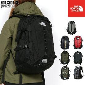 ノースフェイス リュック ホットショット クラシック バッグ メンズ レディース アウトドアブランド HOT SHOT CL NM72006