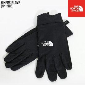 ノースフェイス グローブ 手袋 トレッキング 登山 メンズ レディース アウトドアブランド HIKERS GLOVE NN11905