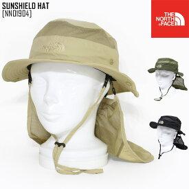 ノースフェイス THE NORTH FACE ハット 帽子 メンズ レディース アウトドアブランド SUNSHIELD HAT NN01904