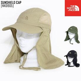 ノースフェイス THE NORTH FACE キャップ 帽子 メンズ レディース アウトドアブランド SUNSHIELD CAP NN01905