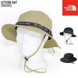 セール ノースフェイス NN01911 ハット 帽子 メンズ レディース アウトドアブランド LETTERD HAT