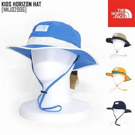 セール ノースフェイス NNJ02006 ホライズンハット キッズ 帽子 アウトドアブランド KIDS HORIZON HAT