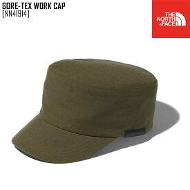 ノースフェイス NN41914 ゴアテックス ワーク キャップ GORE-TEX WORK CAP キャップ 帽子 メンズ レディース