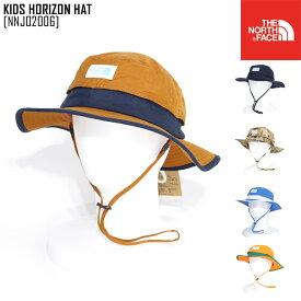 ノースフェイス NNJ02006 キッズ ホライズン ハット KIDS HORIZON HAT ハット 帽子 キッズ