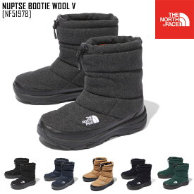 THE NORTH FACE ノースフェイス ヌプシ ブーティー ウール V NUPTSE BOOTIE WOOL V ブーツ 靴 NF51978 メンズ レディース