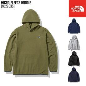 新作 THE NORTH FACE ノースフェイス マイクロ フリース フーディー MICRO FLEECE HOODIE フリース パーカー NL22035 メンズ