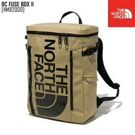 新作 THE NORTH FACE ノースフェイス BC ヒューズ ボックス 2 BC FUSE BOX II リュック バックパック NM82000 メンズ レディース