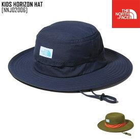 新作 THE NORTH FACE ノースフェイス キッズ ホライズン ハット KIDS HORIZON HAT ハット 帽子 NNJ02006 キッズ