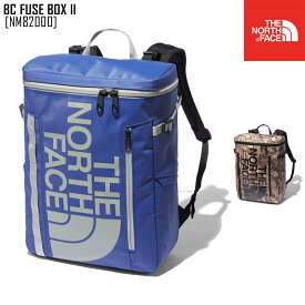 セール SALE THE NORTH FACE ノースフェイス BC ヒューズボックス 2 BC FUSE BOX II リュック バッグ NM82000