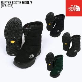 ノースフェイス THE NORTH FACE NF51978 ヌプシ ブーティー ウール V NUPTSE BOOTIE WOOL V ブーツ 靴 メンズ レディース