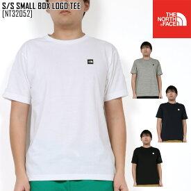 SALE セール ノースフェイス THE NORTH FACE NT32052 S/S スモール ボックス ロゴ ティー S/S SMALL BOX LOGO TEE Tシャツ トップス メンズ