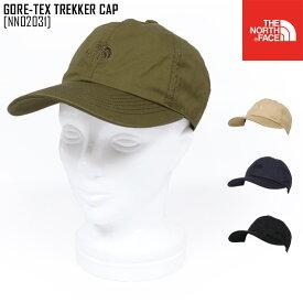 春夏新作 ノースフェイス THE NORTH FACE NN02031 ゴアテックス トレッカー キャップ GORE-TEX TREKKER CAP 帽子 メンズ レディース