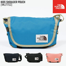 SALE セール 春夏新作 ノースフェイス THE NORTH FACE NMJ71753 キッズ ショルダー ポーチ KIDS SHOULDER POUCH バッグ