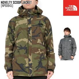 セール SALE ノースフェイス THE NORTH FACE NP61845 ノベルティー スクープ ジャケット NOVELTY SCOOP JACKET マウンテンパーカー アウター メンズ