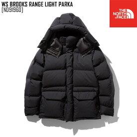 秋冬新作 ノースフェイス THE NORTH FACE ウインドストッパー ブルックス レンジ ライト パーカ WS BROOKS RANGE LIGHT PARKA ダウンジャケット アウター ND91960 メンズ