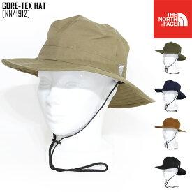 秋冬新作 ノースフェイス THE NORTH FACE ゴアテックス ハット GORE-TEX HAT ハット 帽子 NN41912 メンズ レディース