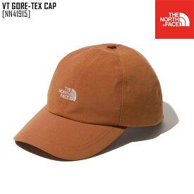 秋冬新作 ノースフェイス THE NORTH FACE ヴィンテージ ゴアテックス キャップ VT GORE-TEX CAP キャップ 帽子 NN41915 メンズ レディース