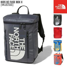 20-21 秋冬新作 ノースフェイス THE NORTH FACE NMJ82000 キッズ BC ヒューズ ボックス II KIDS BC FUSE BOX II リュック バックパック キッズ