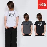 TシャツノースフェイスTHENORTHFACES/STNFMESSAGETEE