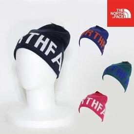 40%OFF セール SALE ノースフェイス THE NORTH FACE キッズ TNF バナー ビーニー KID'S TNF BANNER BEANIE 帽子 ニットキャップ NNJ41815 キッズ