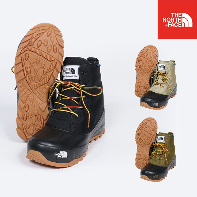 【エントリーでポイント10倍】 セール SALE 18-19 秋冬 新作 ノースフェイス THE NORTH FACE スノー ショット 6 ブーツ テキスタイル IV SNOW SHOT 6 BOOTS TX IV ブーツ 靴 NF51860 メンズ レディース