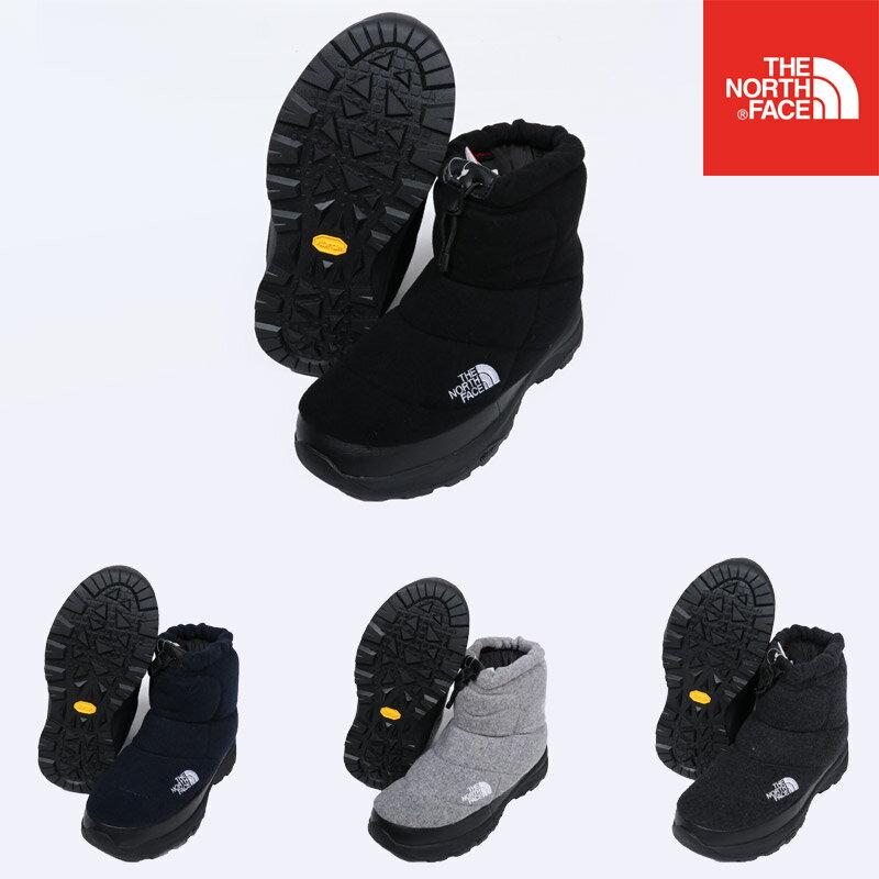 【エントリーでポイント10倍】 セール SALE 18-19 秋冬 新作 ノースフェイス THE NORTH FACE ヌプシ ブーティー ウール IV ショート NUPTSE BOOTIE WOOL IV SHORT ブーツ 靴 NF51879 メンズ レディース