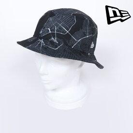 40%OFF NEW ERA ニューエラ バケットハット BUCKET-01 NYC MAP 帽子 メンズ レディース 4885e929ca3a